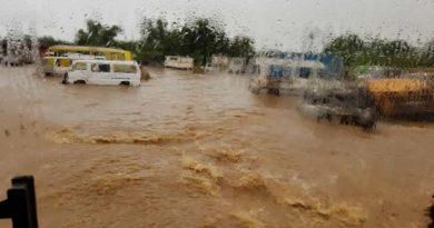 Floods Hit Accra Again
