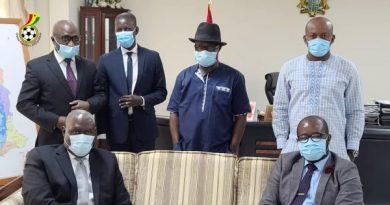 GFA Calls On Chief Justice To Congratulate Him