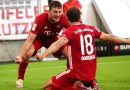 LIVE: Bayern closing in on Bundesliga title