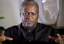 Mahama Promise To Build 'Onipa Nua' Hospital Ship For River Areas If Elected In December