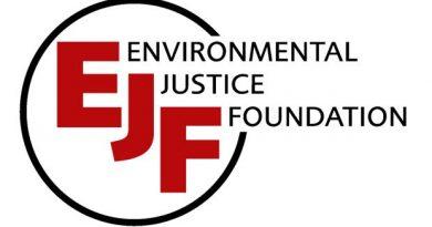 Make Stiffer Punishment For Fishing Crimes — Environmental Justice Foundation