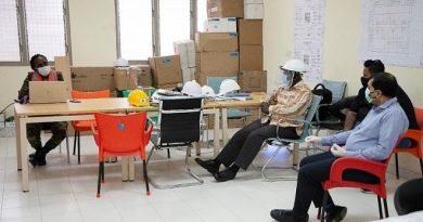 M&G Pharmaceuticals Supports Ghana Covid-19 Private Sector Fund