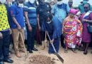 Nana Eyiah Performs Sod-Cutting For Construction Of 3-km Ayensuadze-Gomoa Abaasa Road