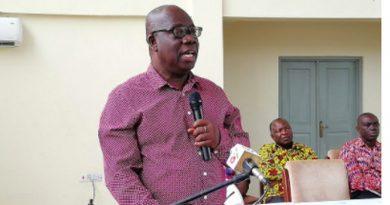 NDC Western Region Sympathizes With The Family Of The Late Takoradi Mayor And The NPP
