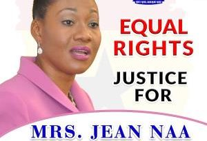 New Register: Stop The Bombastic Threats And Let Our Sister Jean Mensa Be — GaDangmes Cry Out