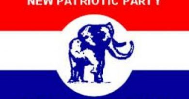 NPP Parliamentary Candidate For Sege Gravels Dangerous Portions Of Ada West Coastal Roads