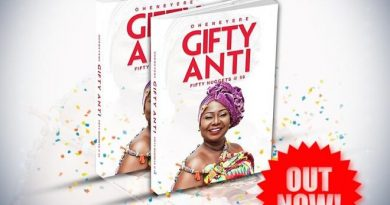 Oheneyere Gifty Anti Launches New Book '50 Nuggets @ 50′