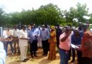 Oti Regional Minister Inspects Ongoing Projects