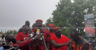 Police Provoked My Supporters But I Prevented Clash – Bernard Mornah