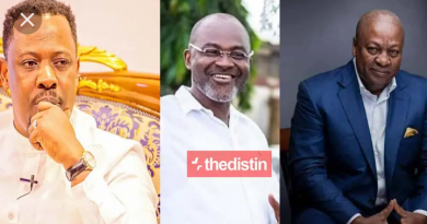 Prophet Nigel Gaisie Is A Crook, Fake, Dirty Womaniser Worse Than Obinim — Ken Agyapong Fumes
