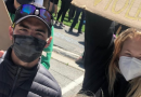 Sophie Turner and Joe Jonas Attended a Black Lives Matter Protest
