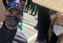 Sophie Turner and Joe Jonas Attended a Black Lives Matter Protest
