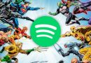 Spotify signs DC superheroes for podcasts