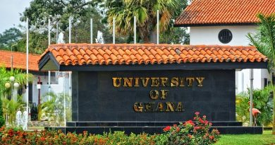 UG To Hold Online Graduation Final Year Law Students
