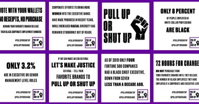 Uoma Beauty Founder Launches #PullUpOrShutUp to Raise Awareness About the Lack of Black Beauty Executives