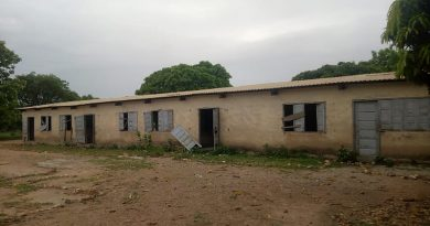 Upper West Region: Dilapidated Primary School Block At Goriyiri Faces Collapse