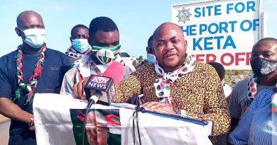 V/R: Gov't 'Dishonest' Over Keta Port Project – NDC Youth