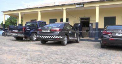 W/R: Takoradi Police Arrest Suspected Baby Thief