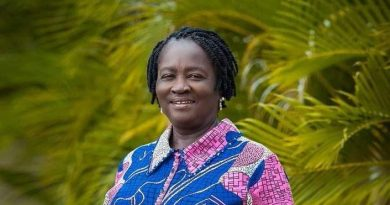 31st December Women's Movement Congratulates Prof. Jane Opoku-Agyeman