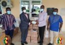 Ahafo Regional Coordinating Council Donates PPE To Health Workers