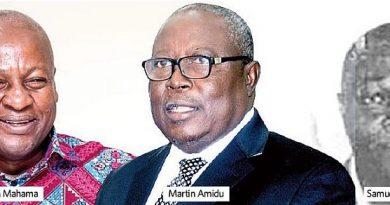 Airbus Scandal: Samuel Mahama Arrives At Kotoka Today To Faces Amidu