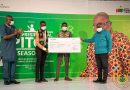 Akufo-Addo Presents GH¢1m To 20 Young Entrepreneurs