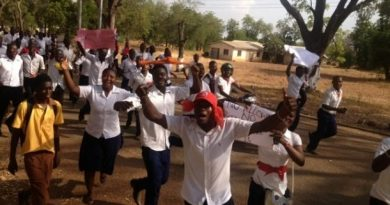 """""""All Trained Teachers From Colleges Of Education Were Duly Employed Under Her"""" — Trainee Teachers Jubilate Over Jane Naana As Mahama's Running Mate"""