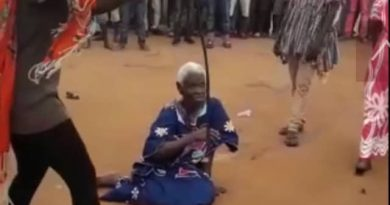 Arrest Murderers Of 90-Year-Old Alleged Witch—Hajia Zuwerah Ibrahimah