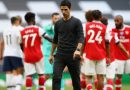 Arsenal's Arteta: We gave away derby to Spurs