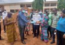 Asante Akim Central: Ambulance Service Gets Ultramodern Office Complex At Konongo-Odumasi