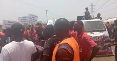 Ashaiman: Residents Vow To Boycott 2020 Elections Over Bad Roads