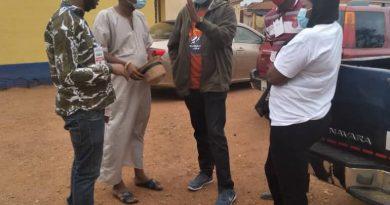 Banda Murder: Joshua Akamba Visits Family Of Boy Stabbed To Death By Alleged NPP Thugs