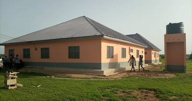 Bolga: Ino CHPS Compound Commissioned And Handed Over To Yebongo Community