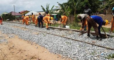 Border Closure slowed Western Railway Development – Joe Ghartey