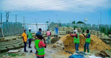 CODA Inspects Infrastructure For Poverty Eradication Projects In Western Region