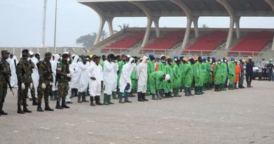 COVID-19 Fight: Round Two Of National Disinfection Exercise Takes Off In Accra