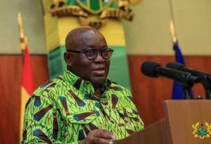Covid-19: Ghana's Ports Remained Closed — Akufo-Addo