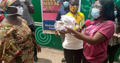 Covid-19: Rather Endure The Discomfort Of Observing Safety Protocols Than Die A Waste – Miss NAFAC2019