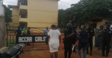 COVID-19: Students Are Safe – Accra Girls Assures