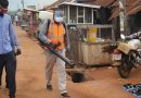 Dormaa East Undergo Fumigation Exercise