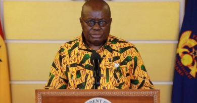 Full Text: Akufo-Addo's 14th Covid-19 Address To The Nation