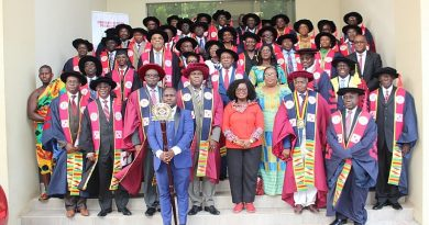 Ghana College Of Pharmacists Holds 2020 Virtual Graduation
