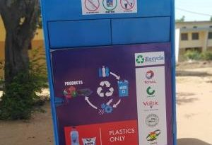 Innovative Waste Management Introduced by A Students Nurse Of Korle Bu NMTC