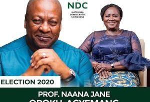 Jane Naana Opoku Agyemang Can Do The Magic For NDC–Senior Lecturer
