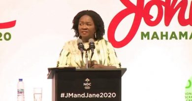 Jane Naana Outlines Vision For Youth, Gender Development