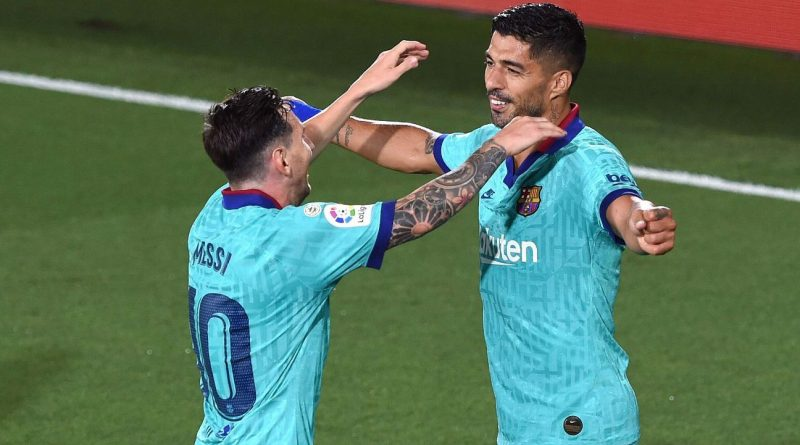 LIVE: Barcelona's last chance in title race?