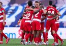 LIVE: Real Madrid close on Liga title glory