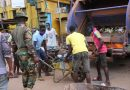 Massive Market Clean Up Undertaken In Ahafo, Bono, And Bono East Regions