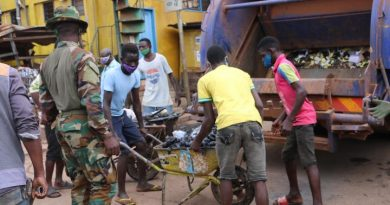 Massive Market Clean Up Undertaken In Ahafo, Bono, And Bono East Regions