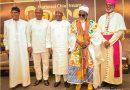 National Chief Imam Endorses Nima Excellence Award Magazine